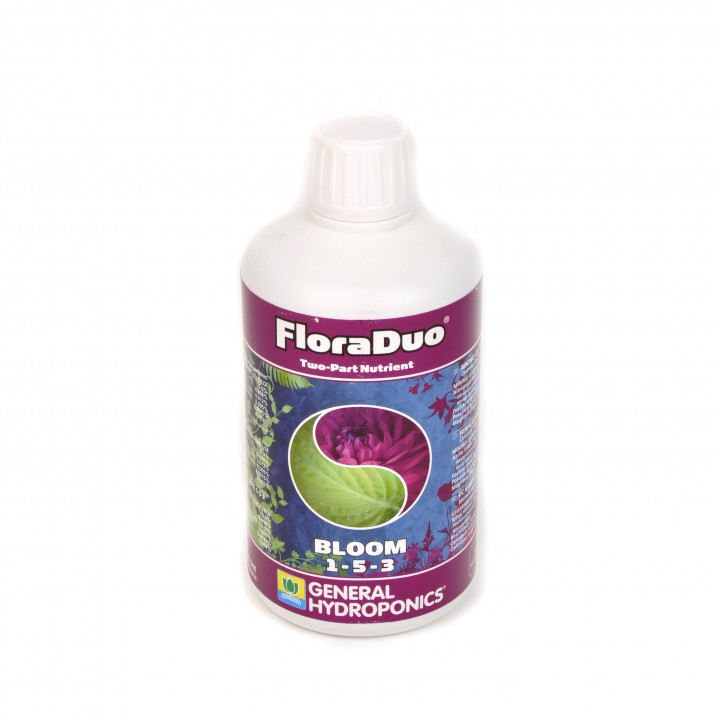 Flora Duo Bloom GHE 0,5 L, (t°C)