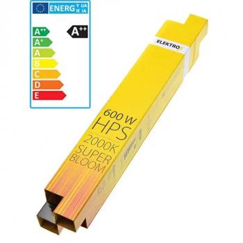 Elektrox HPS Super Bloom 600W