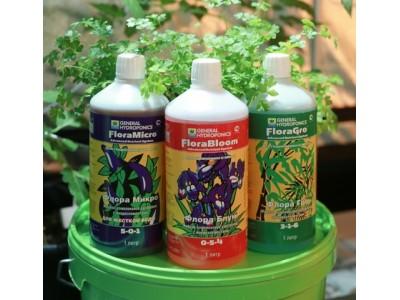 Как приготовить питательный раствор для гидропоники?