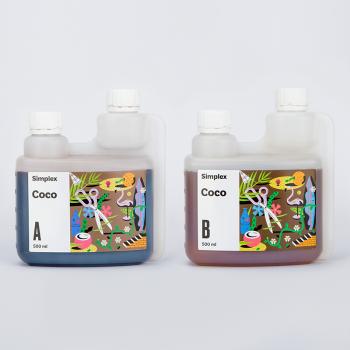 SIMPLEX Coco A+B 0,5 L
