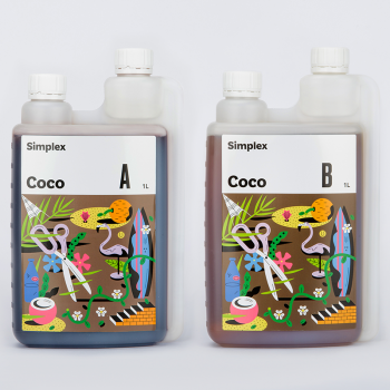 SIMPLEX Coco A+B 1 L