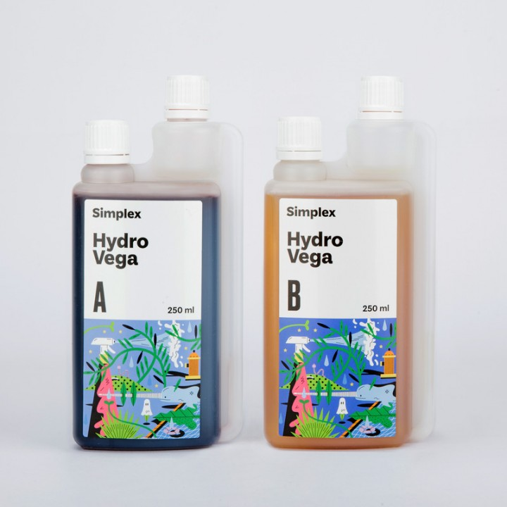 SIMPLEX Hydro Vega 0,25 L