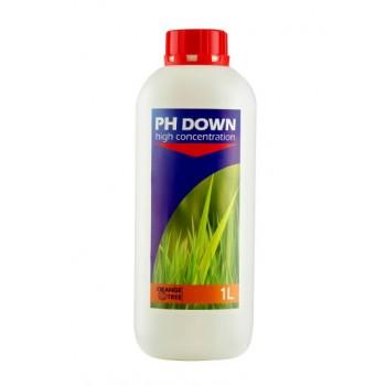 pH DOWN 1L Orange Tree
