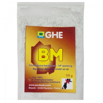 Bioponic Mix 50G GHE  (t°C)