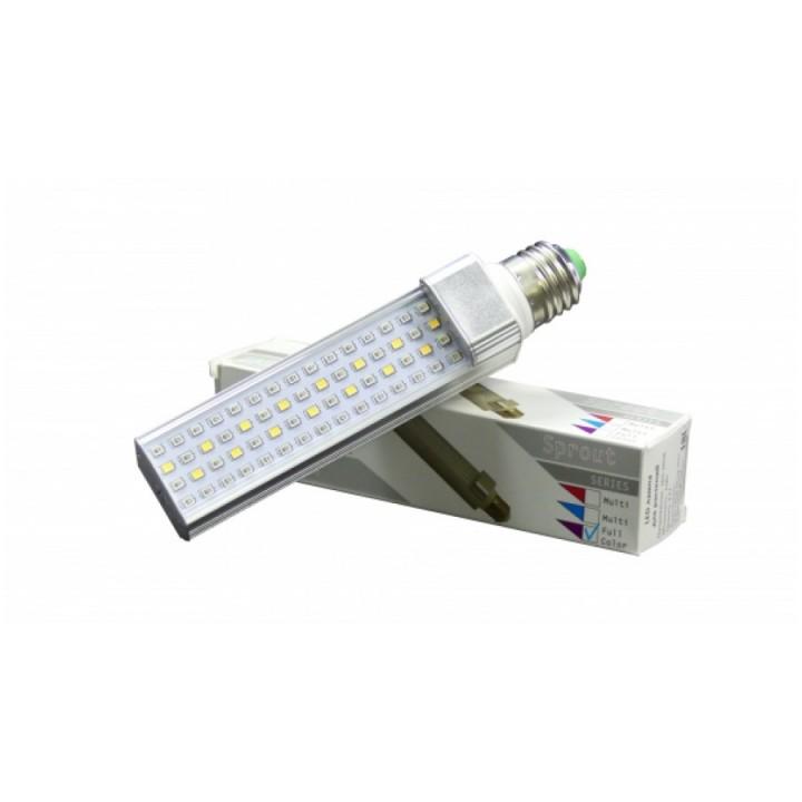 Светодиодная лампа  Grow Sprout MultiRed 15W NEW для освещения и подсветки рассады