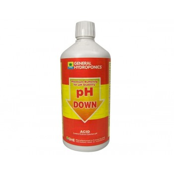 pH Down GHE 1 L  (t°C)