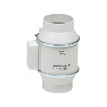 Вентилятор канальный TD 160/100 N SILENT 230V50HZ