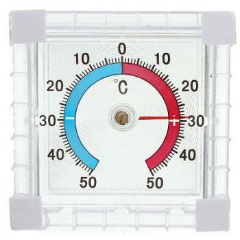 Оконный термометр на липучке