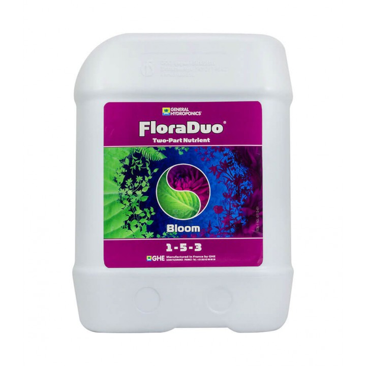 Flora Duo Bloom GHE 10 L
