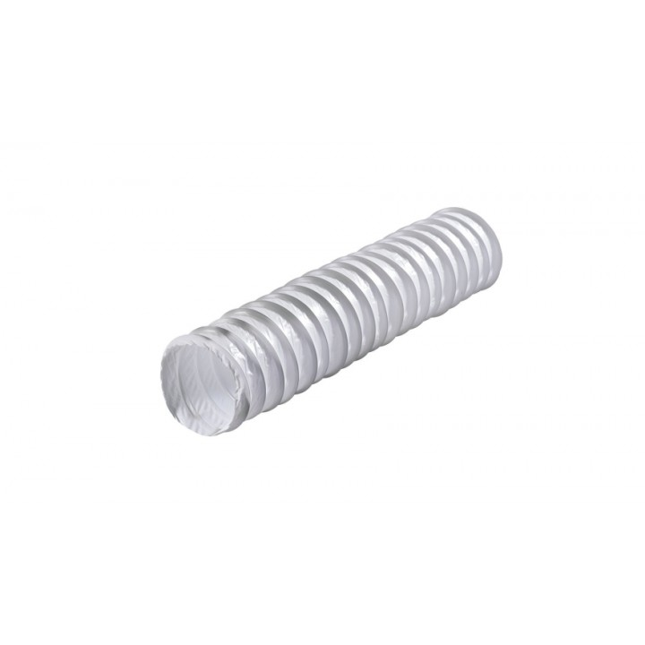 Воздуховод Поливент 150 мм.*3 м. (ПВХ) в сетке