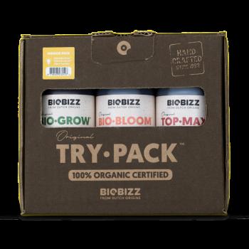 BioBizz Try Pack Indoor 250 ml