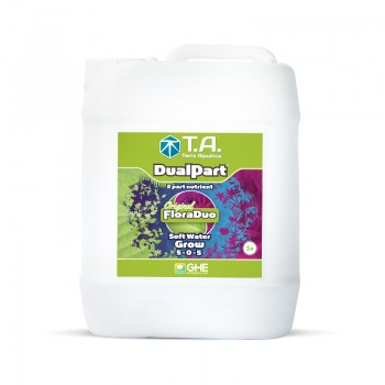 Flora Duo Grow SW GHE 10 L