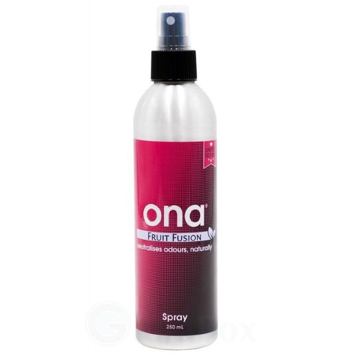 Нейтрализатор запаха Ona в виде спрея Fruit Fusion 250 мл.