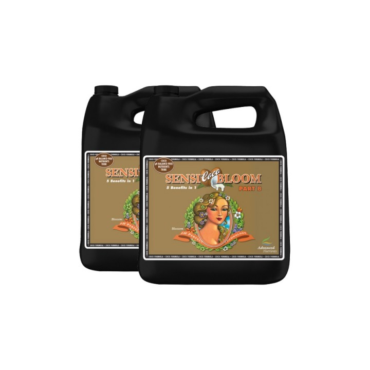 Advanced Nutrients Sensi Coco Bloom A+B 0,5L