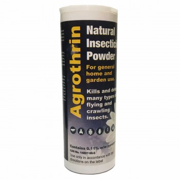 Agrothrin Natural Insecticide Powder 100 g