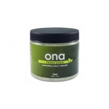 Нейтрализатор запаха Ona гель 500гр. Fresh linen