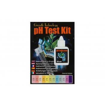 PH TEST KIT 20 ml