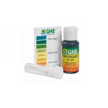 Жидкий pH тест GHE 60 ml