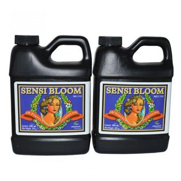 Advanced Nutrients (pH Perfect) Sensi Bloom A&B 0.5L