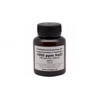 Калибровочный раствор 1000 ppm для tds
