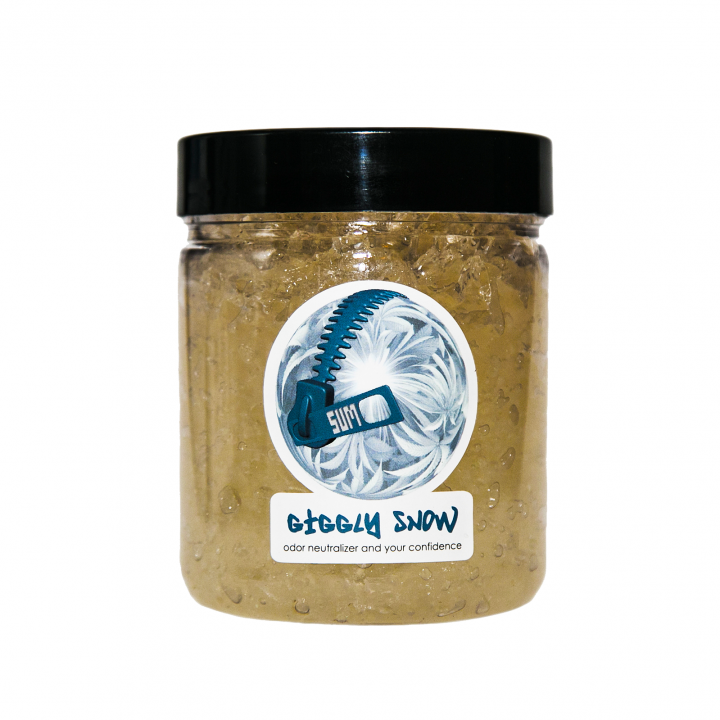 Нейтрализатор запаха Sumo Giggly Snow GEL 0,5L