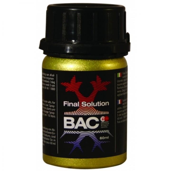 Final solution 60 ml B.A.C.
