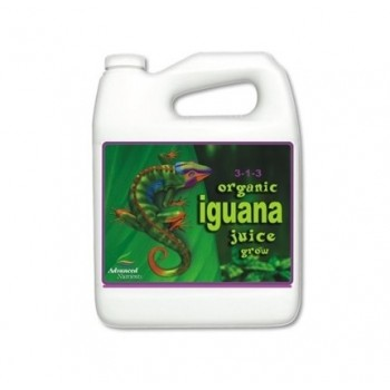 Advanced Nutrients Organic Iguana Juice Grow 4 L