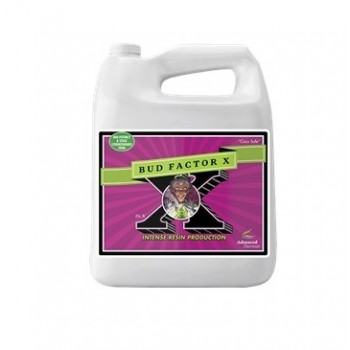 Advanced Nutrients Bud Factor X 4L