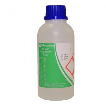 Калибровочный раствор pH 7.01 Milwaukee, 230 mL