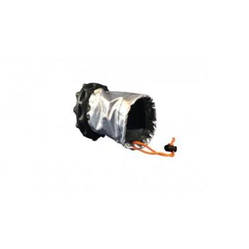 Дополнительный рукав для проводов d=70 мм, односторонний