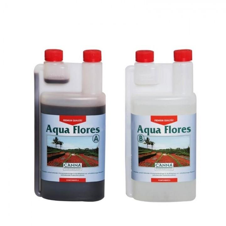CANNA Aqua Flores A+B, 1L