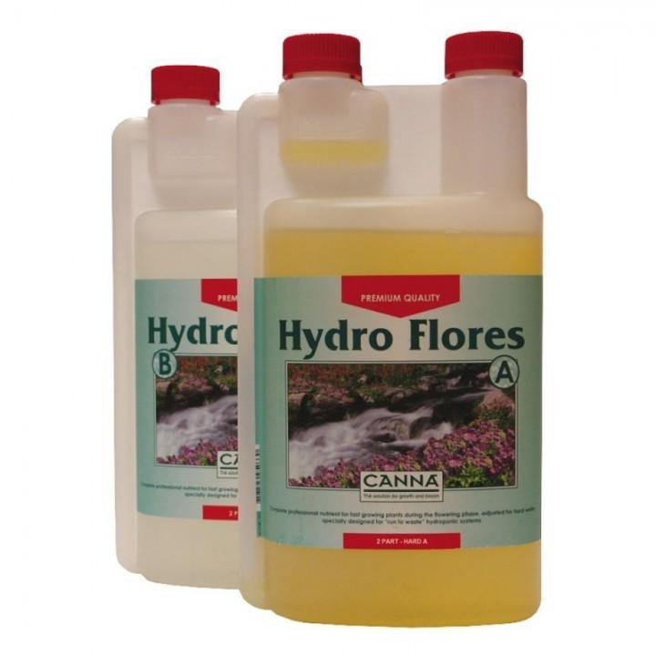 CANNA Hydro Flores A+B, 1L (hw)