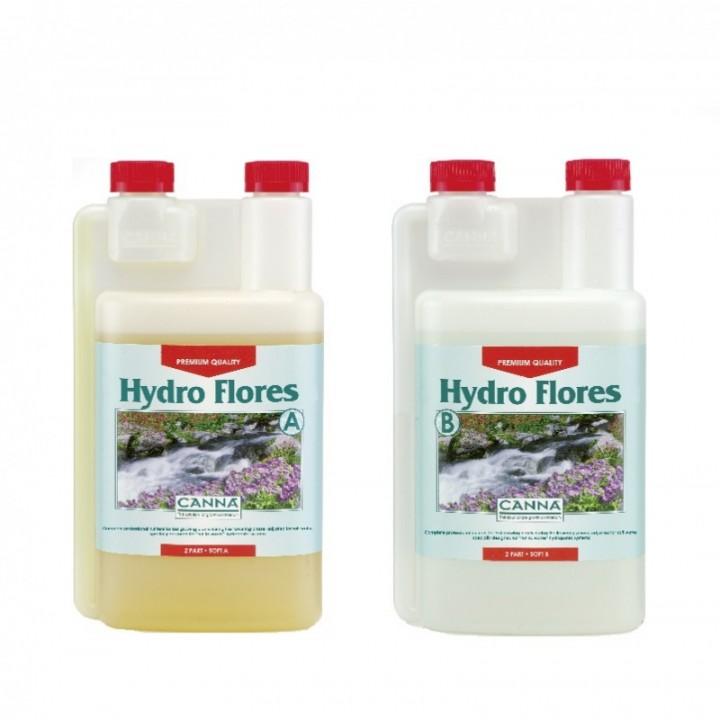 CANNA Hydro Flores A+B, 1L (sw)