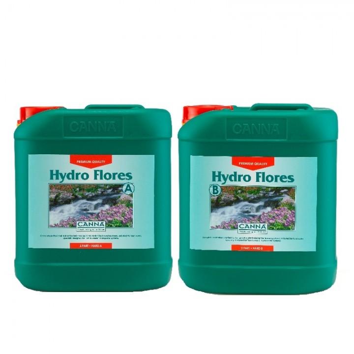 CANNA Hydro Flores A+B, 5L (hw)