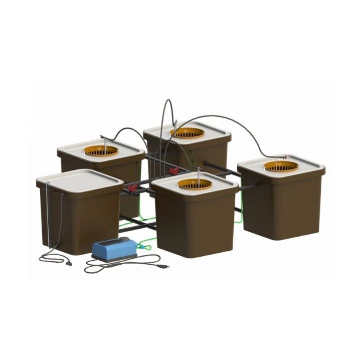 CubePot QUARTET 80