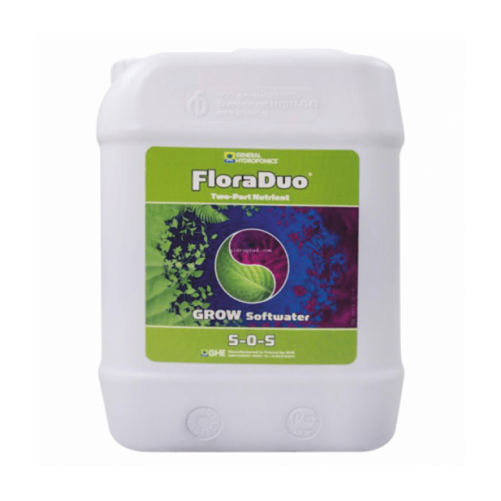 Flora Duo Grow SW GHE 5 L (t°C)