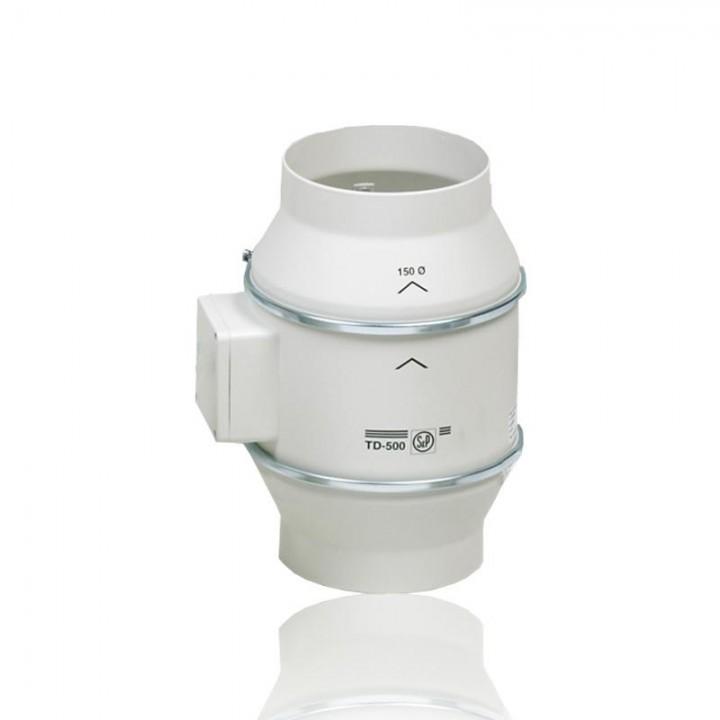 Вентилятор канальный TD 500/160 230V 50