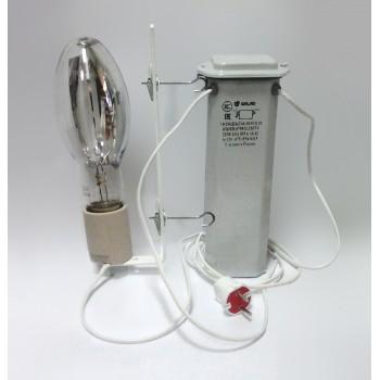 Комплект освещения растений ДРиЗ 400 Вт с закрытым ПРА