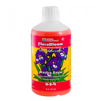 Flora Bloom GHE 0,5 L