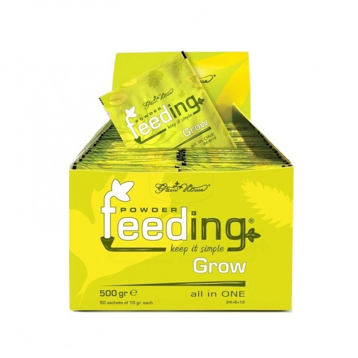 Powder Feeding Grow 0,5 kg