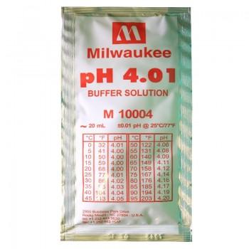 Калибровочный раствор для pH 4.01 (Milwaukee)
