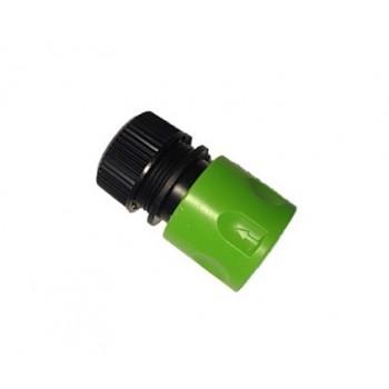Коннектор быстросъемный двухкомпонентный, для шланга 1/2-5/8 арт: HC3050
