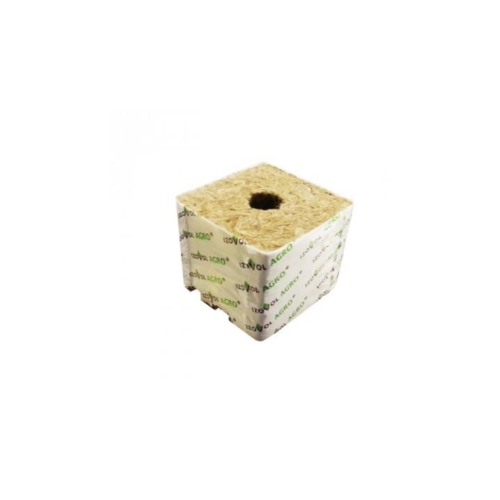 Минераловатные кубики для сеянцев 75х75х65 Standart