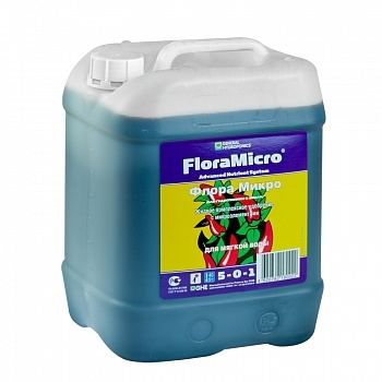 Flora Micro SW GHE 10 L