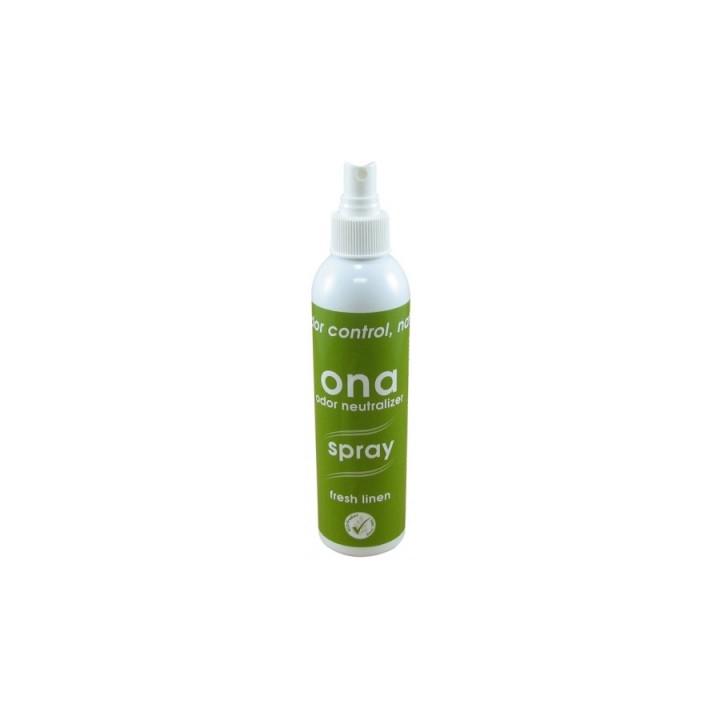 Нейтрализатор запаха Ona в виде спрея Fresh linen 250 мл.
