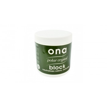 Ona Block 170 гр. Polar Crystal