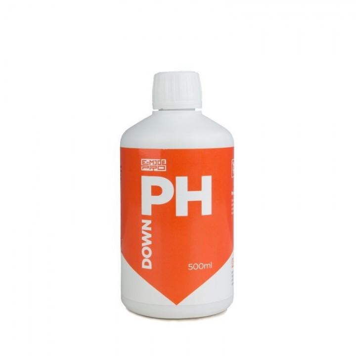 pH Down E-MODE 500 ml (t°C)