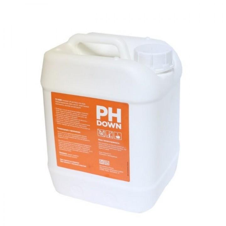 pH Down E-MODE 5L (t°C)