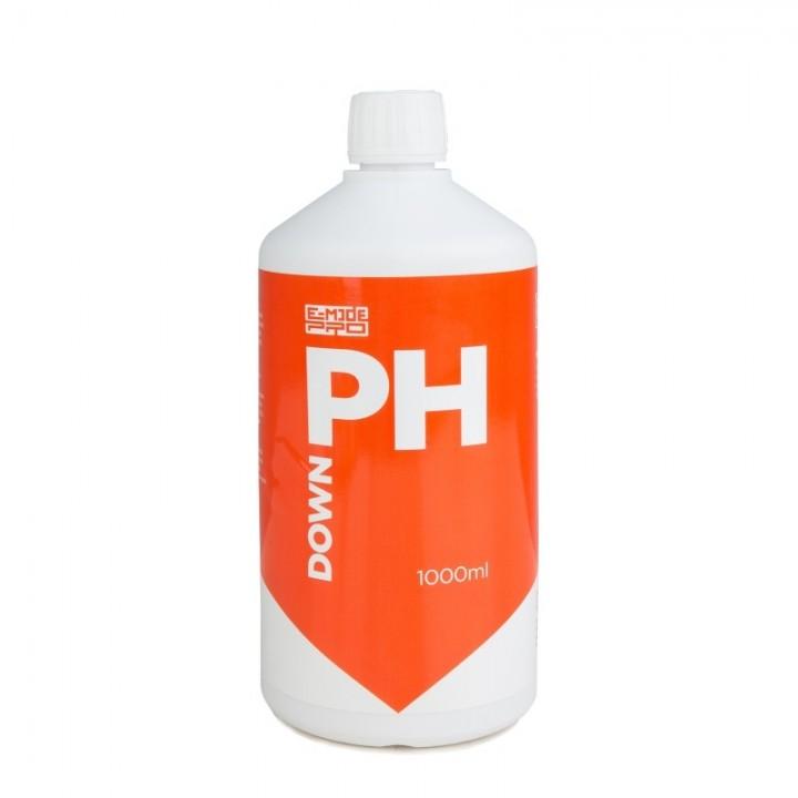 pH Down E-MODE 1000 ml (t°C)