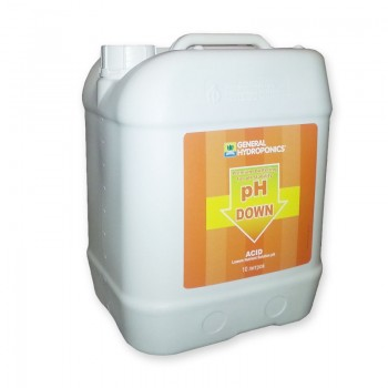 pH Down GHE 10  L  (t°C)